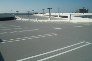 Roof and Parking Deck
