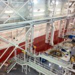 Aerospace Facility Floor Coating