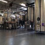 Beverage Plant Flooring Epoxy