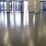 Concrete Floor Coating Commercial Structure