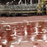 Dr Pepper Plant Flooring Repair