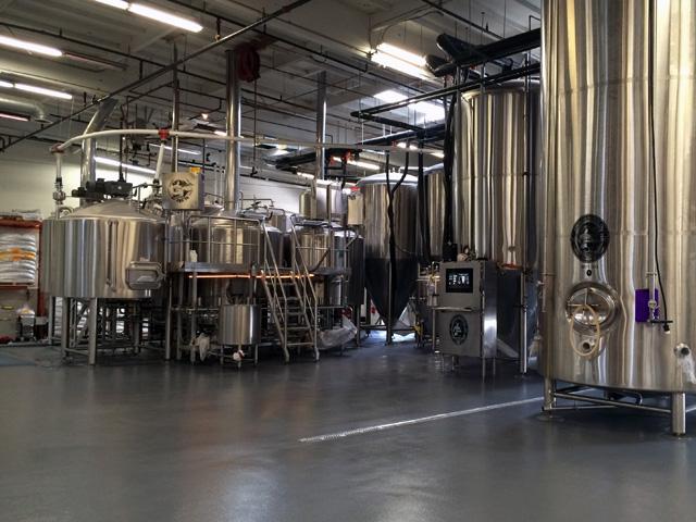Food Beverage Facility Flooring