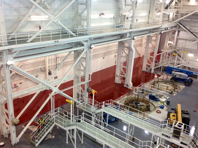 Industrial Manufacturing Flooring