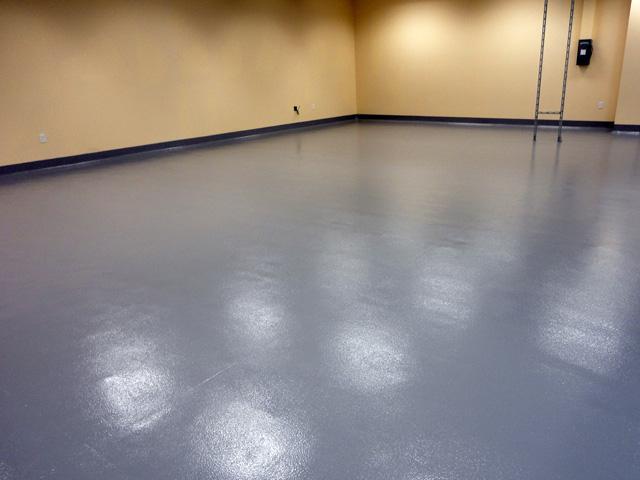 Kitchen Restaurant Flooring Epoxy