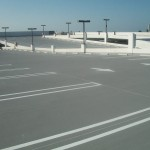 Roof and Parking Deck Flooring
