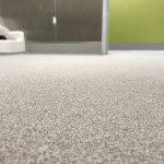Clean Hospital Flooring