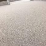 Hospital Restroom Floor Coating