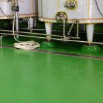 Chemical Resistant Industrial Flooring