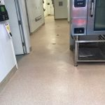 Kitchen Flooring Commercial Applications