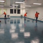 Seamless Epoxy Flooring Manufacturing Insta
